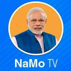 What the emergence of NaMo TV says about Narendra Modi's attitude to India's legal system