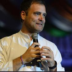 'These bigots are blinded by hatred': Rahul Gandhi targets BJP for criticising Abhijit Banerjee