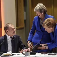 ब्रिटेन और यूरोपीय संघ ब्रेक्जिट की समयसीमा 31 अक्टूबर तक बढ़ाने पर सहमत