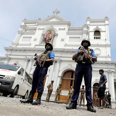 Sri Lanka: Explosion reported in Pugoda town, police say no casualties