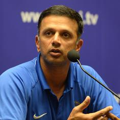 The restructured U-19 and India A systems are the brainchild of Rahul Dravid: Paras Mhambrey