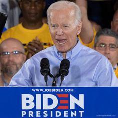 अमेरिका : जो बिडेन के राष्ट्रपति चुनाव के लिए ताल ठोकने से डोनाल्ड ट्रंप घबराये हुए क्यों हैं?
