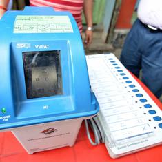 'EVMs are completely non-tamperable,' Centre tells Lok Sabha