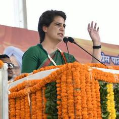 Priyanka Gandhi's aide booked for threatening journalist during her visit to Sonbhadra district