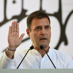 Congress leader Rahul Gandhi pleads not guilty in defamation case in Surat court