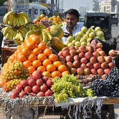 Retail inflation rose to 3.21% in August – the highest in 10 months