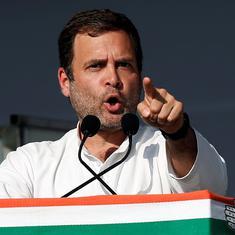 राहुल गांधी के केंद्र सरकार पर पी चिदंबरम की छवि खराब करने के आरोप सहित आज के बड़े बयान