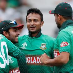 Watch Bangladesh vs Afghanistan highlights: Superb Shakib brings Tigers back in semis contention