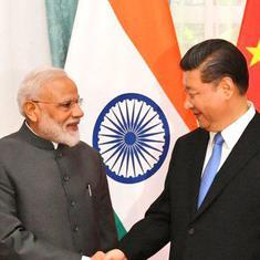 नरेंद्र मोदी-शी जिनपिंग मुलाकात : पांच प्रमुख बातें