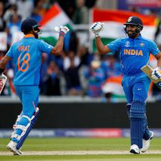 Important to focus on your game and not the occasion: Rohit Sharma in interview with Virat Kohli