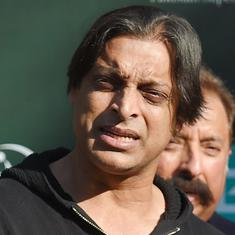 Some owners want to sell their PSL franchises, I'll ensure the tournament stays alive: Shoaib Akhtar