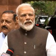 Top news: Narendra Modi warns BJP MPs after official's assault by Akash Vijayvargiya