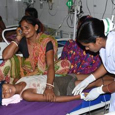 Japanese Encephalitis kills six more in Assam, toll rises to 82; Arunachal Pradesh reports 11 cases