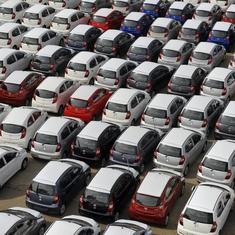 ऑटोमोबाइल क्षेत्र में सुस्ती जारी, सितंबर में भी यात्री वाहनों की बिक्री में गिरावट