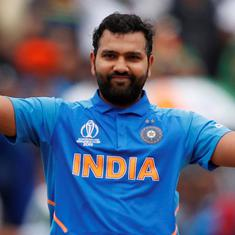 Here to score runs and lift the World Cup: Full text of Rohit's presser after India's win over SL