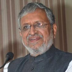 'Let bygones be bygones': BJP leader Sushil Modi extends olive branch to JD(U)'s Prashant Kishor