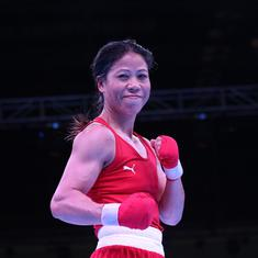 Boxing: Mary Kom beats Nikhat Zareen in 51 kg trial to make Indian team for Olympic qualifiers
