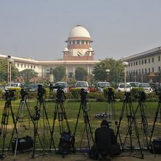 Ayodhya case: SC issues notice to two men for threatening Muslim party's lawyer Rajeev Dhavan
