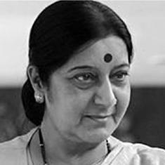 सुषमा स्वराज : जिन्होंने विदेश मंत्रालय को आम आदमी से जोड़ा