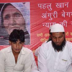 राजस्थान : हाई कोर्ट ने पहलू खान और उनके दोनों बेटों के खिलाफ गौ तस्करी का मामला रद्द किया