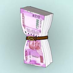 पूर्व वित्त सचिव सुभाष चंद्र गर्ग का दावा- 2000 रुपये के नोट की जमाखोरी हो रही है