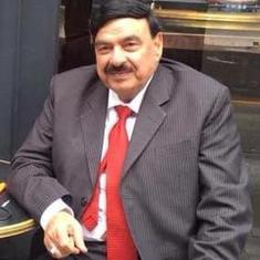 पाकिस्तान के एक मंत्री के मुताबिक अक्टूबर-नवंबर के दौरान भारत-पाक युद्ध हो सकता है