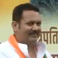 एनसीपी के कद्दावर नेता और छत्रपति शिवाजी के 'वंशज' उदयन राजे भाजपा में शामिल हुए