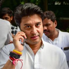 ज्योतिरादित्य सिंधिया आज भाजपा में शामिल हो सकते हैं, मध्य प्रदेश में रिजॉर्ट राजनीति शुरू