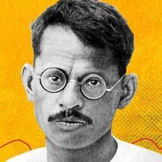 गणेश शंकर विद्यार्थी ने तब देश कमहात्मा गांधी को अपने घर में ठहरायट