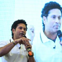 Coronavirus: Sachin Tendulkar says he's been hospitalised as precautionary measure