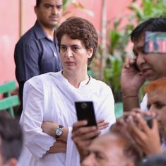 'Shameful': Priyanka Gandhi, journalists' bodies condemn FIR against Scroll.in's Supriya Sharma