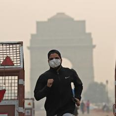 Air pollution in winter could exacerbate the severity and spread of coronavirus in South Asia