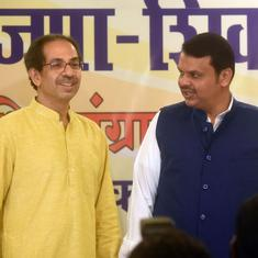 BJP has no plans to get back with Sena, says Fadnavis after meeting with Sanjay Raut sparks rumours