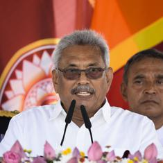 Sri Lankan President Gotabaya Rajapaksa dissolves Parliament, calls for elections on April 25