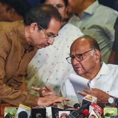 महाराष्ट्र में जो हो रहा है उसमें शरद पवार की पारिवारिक कलह का कितना हाथ है?