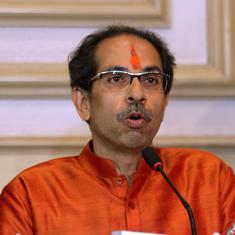 उद्धव ठाकरे अयोध्या पहुंचे, राम मंदिर के लिए एक करोड़ रुपये देने की घोषणा की