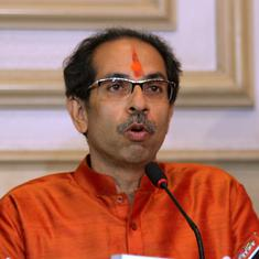 Quota for Muslims in education: There's been no proposal yet, says Maharashtra CM Uddhav Thackeray