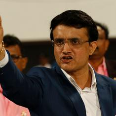 Ganguly says IPL to go ahead as scheduled even as Maharashtra Health minister hints at postponement