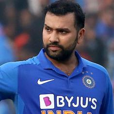 Rohit Sharma is one of the greatest openers in ODI cricket, says Kris Srikkanth