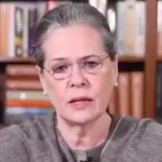 Coronavirus: Sonia Gandhi pledges support to lockdown in letter to Modi, lists several suggestions