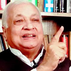 Kerala: Opposition proposes resolution to urge president to recall Governor Arif Mohammad Khan