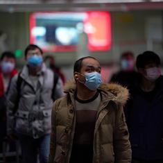 China's giant propaganda machine on Twitter has turned its guns from Hong Kong to coronavirus