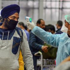 Coronavirus: India temporarily stops Vande Bharat flights from UK amid concern over new strain