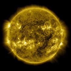बीते दस सालों में सूरज की शक्ल कैसे बदली है