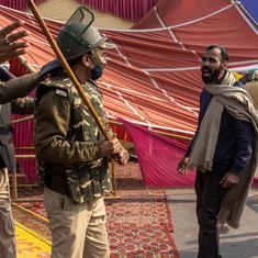 जो आम आदमी को भी दिखता है वह दिल्ली पुलिस को नज़र क्यों नहीं आता?