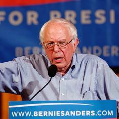 Delhi violence: Trump's reaction a 'failure of leadership', says Bernie Sanders