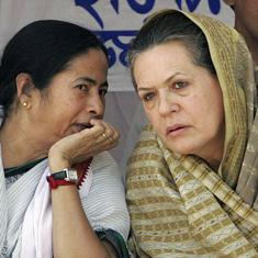 Citizenship Act protests: Mamata Banerjee to boycott Opposition meeting convened by Sonia Gandhi