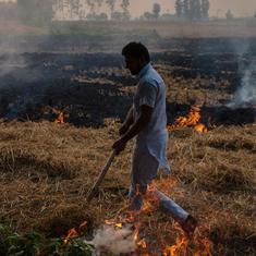 पराली जलाने के मामले पर केंद्र और पड़ोसी राज्यों ने कोई ठोस कदम नहीं उठाए : अरविंद केजरीवाल