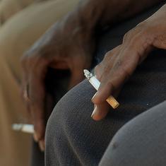 धूम्रपान करने वाले व्यक्ति के बेटों में शुक्राणु संख्या कम हो जाती है : अध्ययन