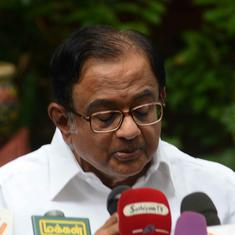 SC lawyers protest against denial of urgent hearing of P Chidambaram's anticipatory bail plea